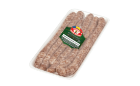 frozen thin sausages for grill
