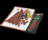 venison wild boar sausages