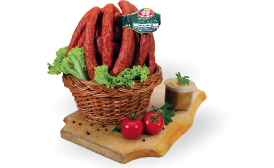 peasant this sausages