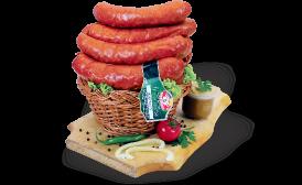 peasant sausages