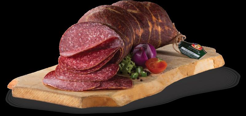 Chetrosu` Salami