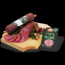"""DE LA STRÂMBA"" WILD BOAR Raw-Dried Salami"