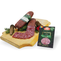 """PLAIUL FOII"" VENISON Raw-Dried Salami"