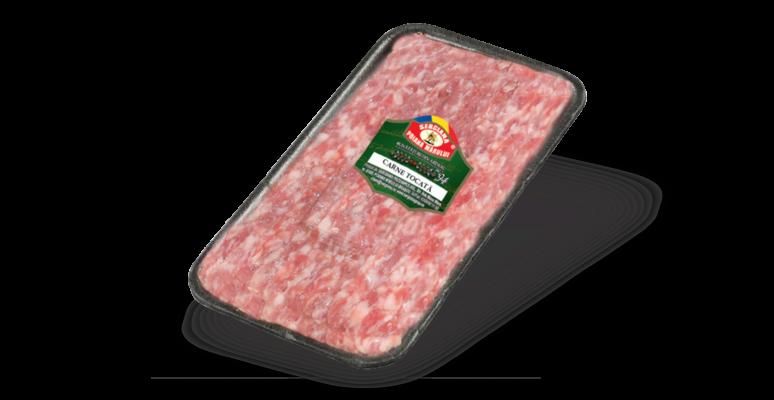 Frozen pork minced meat