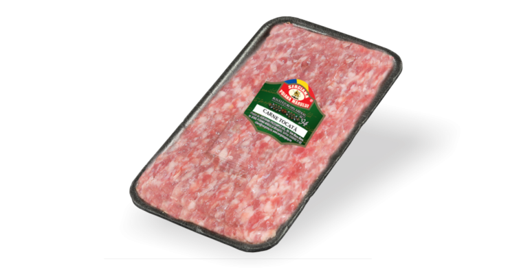 Minced meat (pork and beef)
