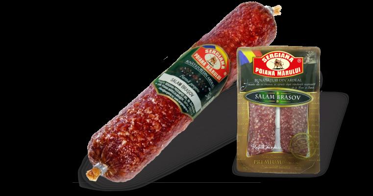 Brasov Salami