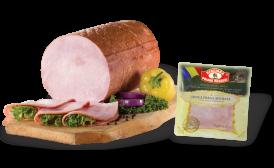 Prague boiled ham